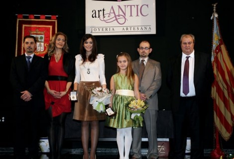 Art Antic, entrega de medallones
