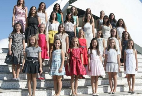 Candidatas a FMs 2012