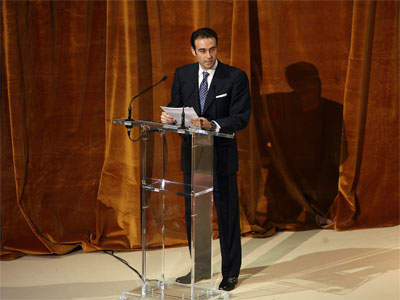 El discurso de Ponce en Valencia bilaketarekin bat datozen irudiak
