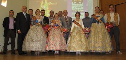 19daf1f0d6a El Gremio Provincial de Artistas Falleros de Burriana celebró el pasado  viernes su fiesta gremial