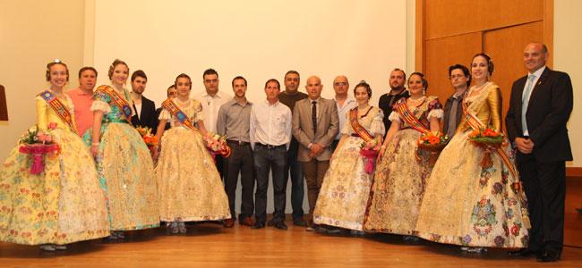 4c9318f7f1d El Gremio Provincial de Artistas Falleros de Burriana celebró el viernes 23  de mayo su fiesta anual
