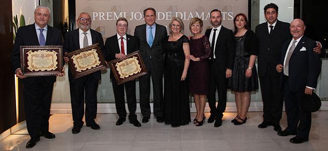 48390a0bbfd Entrega del premio Joia de Diamants del Gremio de Sastres y Modistas