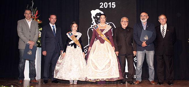2738efb71a5 El Gremio Artesano de Artistas Falleros de Valencia celebró su fiesta  gremial con un día de adelanto sobre la fecha tradicional