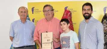 Telas solidarias de Álvaro Moliner para apoyar a las personas más desfavorecidas