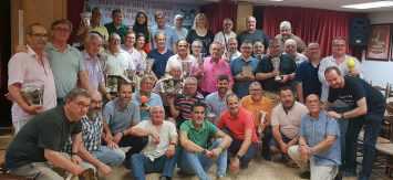El XXVI Open de Truc y Dominó 'Víctor Monzón Jarque' celebró sus finales