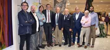 El Corte Inglés inaugura la exposición 'SolidarizARTE' en apoyo a Casa Caridad
