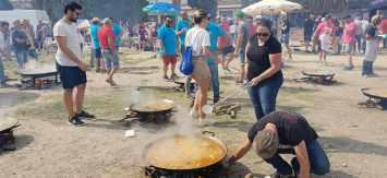 VI Festival de Paellas del sector Malvarrosa-Cabanyal-Beteró