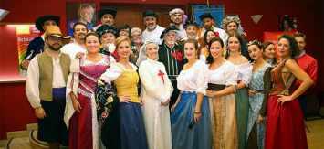 La Agrupación del Carmen pone en escena el 'Tenorio'
