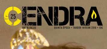 La revista Cendra presentó su número 25
