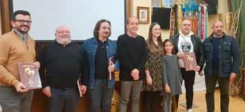 Jornada cultural en San Vicente-Periodista Azzati
