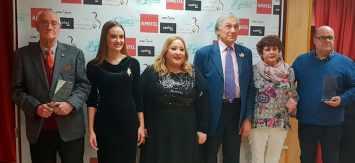 Borrull-Socors entregó los Premios Manolo Latorre