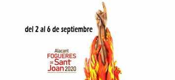 Las Hogueras de Alicante se aplazan a septiembre
