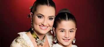 Consuelo Llobell y Carla García reinarán en las Fallas 2021