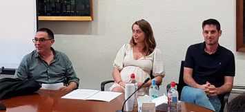 Alejandro Santaeulalia y Dulk, responsables de la falla municipal 2021