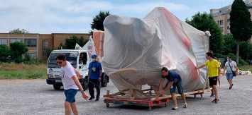 La Federación de Fallas gestiona el almacenamiento de las fallas en Burriana