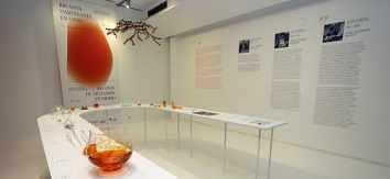 100 años de artesanía en vidrio