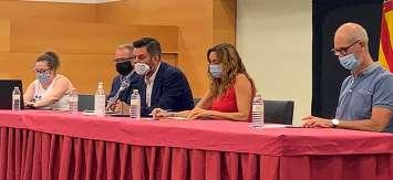 El Ayuntamiento y Sanidad evaluarán las distintas alternativas para la cultura festiva valenciana