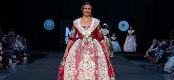 Primer desfile virtual de indumentaria valenciana en Feria Valencia
