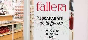 Apúntate al concurso de escaparates de Actualidad Fallera