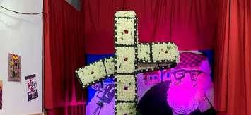 La Falla del Duc triunfa en el concurso de cruces de mayo