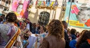 La Diputació ayuda con 230.000 euros a todas las comisiones falleras de la provincia