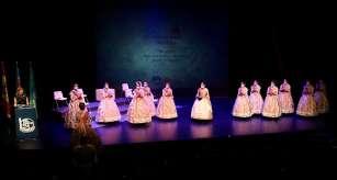La Junta Central Fallera celebró las Galas de la Cultura