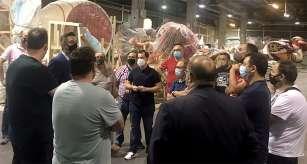 El Ayuntamiento y los artistas falleros se reúnen en Feria Valencia
